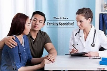 When to consult an Infertility Specialist